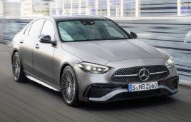 Este es el nuevo Mercedes-Benz Clase C, finalmente revelado por completo