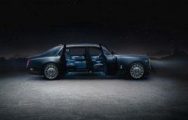 Rolls-Royce Phantom Tempus Collection, un auto inspirado en el tiempo