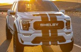 Shelby presenta una Ford F-150 con más carácter y poderío
