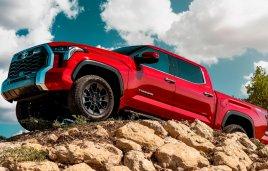 La Toyota Tundra estrena su tercera generación