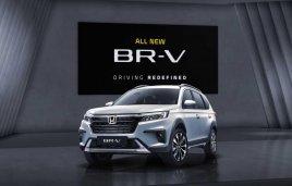 Honda BR-V 2022, una nueva generación que mejora la seguridad y diseño