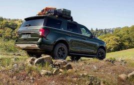 Ford presentó la Expedition 2022