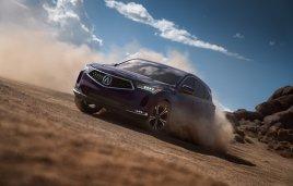 La Acura RDX 2022 se actualiza con nueva apariencia y equipo