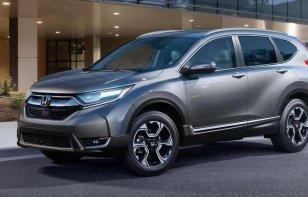 Honda CR-V 2018: precios y versiones en México