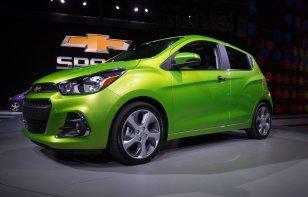 Chevrolet Spark 2017: precios y versions en México