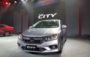Honda City 2018: precios y versiones en México