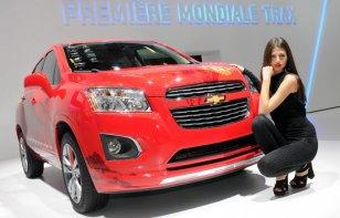 Chevrolet Trax 2018: precios y versiones en México