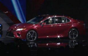 Toyota Camry 2018: Precios y versiones en México