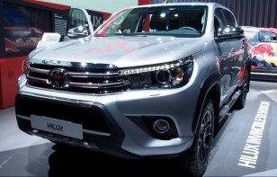 Toyota Hilux 2018: precios y versiones en México