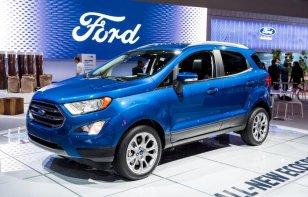 Ford EcoSport 2018: precios y versiones en México