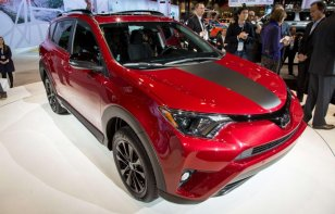 Toyota RAV4 2018: precios y versiones en México - SUV con ADN aventurero