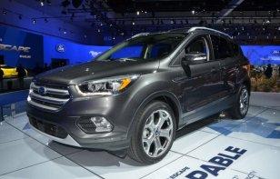 Ford Escape 2018: precios y versiones en México