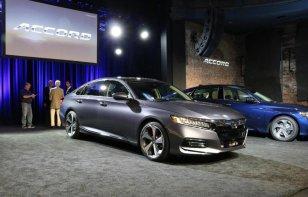 Honda Accord Sedán 2018: precios y versiones en México
