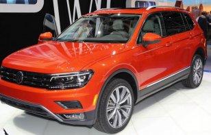 Volkswagen Tiguan 2018: Precios y versiones en México - el monstruo elegante