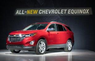 Chevrolet Equinox 2018: precios y versiones en México