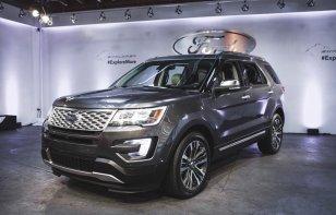 Ford Explorer 2018: precios y versiones en México