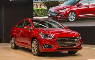 Hyundai Accent 2018: precios y versiones en México