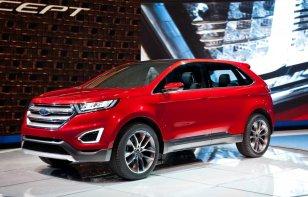 Ford Edge 2018: precios y versiones en México - Titan de titanes
