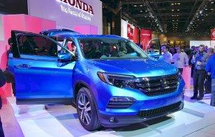 Honda Pilot 2018: precios y versiones en México - un todoterreno de alta gama