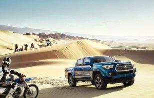 Toyota Tacoma 2018: precios y versiones en México