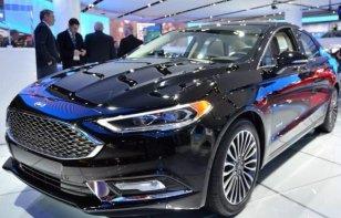 Ford Fusion 2018: precios y versiones en México