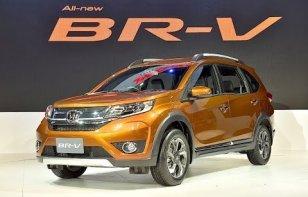 Honda BR-V 2018: precios y versiones en México