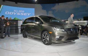 Honda Odyssey 2018: precios y versiones en México