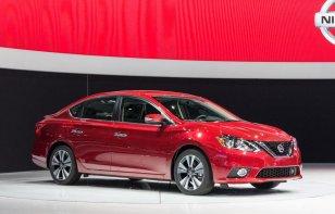 Nissan Sentra 2018: precios y versiones en México