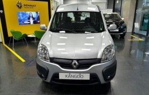 Renault Kangoo 2018: precios y versiones en México