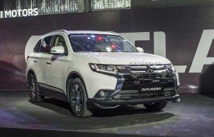 Mitsubishi Outlander 2018: precios y versiones en México