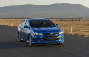 Chevrolet Cavalier 2018: precios y versiones en México