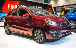 Mitsubishi Mirage 2018: precios y versiones en México