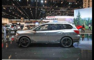 Nissan Pathfinder 2018: precios y versiones en México