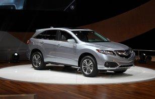 Acura RDX 2018: precios y versiones en México