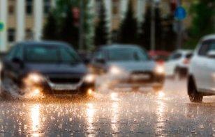 11 claves de conducción segura con la lluvia