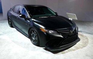 """4 novedades en Toyota Camry 2018 que """"cuestan"""" a sus diseñadores"""