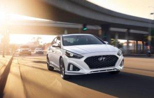 Reseña de coches: Hyundai Sonata 2018 - un lujo V.I.P
