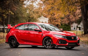 Reseña de coches: Honda Civic Type R 2018