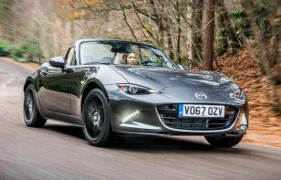 Reseña de coches: Mazda MX-5 2018