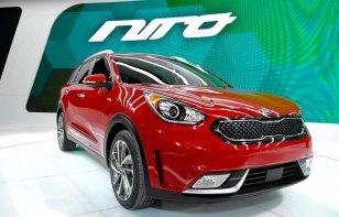 KIA Niro 2018: precios y versiones en México - la naturaleza convertido en vehículo