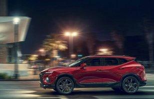 Chevrolet Blazer 2019 calienta el segmento de SUV de 5 asientos