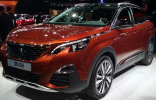 Peugeot 3008 2018: precios y versiones en México