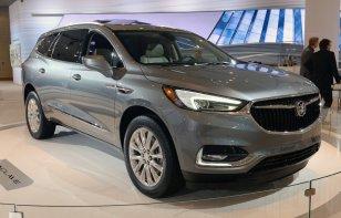Buick Enclave 2018: precios y versiones en México