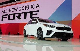 Kia Forte 2019: Precios y versiones en México