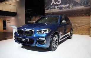 BMW X3 2018: precios y versiones en México - el papá de la serie X
