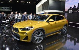 BMW X2 2018: precios y versiones en México - un auto rally lujoso