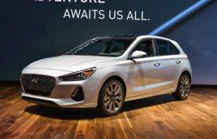 Hyundai Elantra GT 2018: precios y versiones en EE.UU.