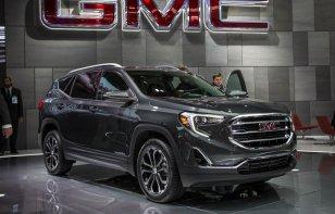 GMC Terrain 2018: precios y versiones en México