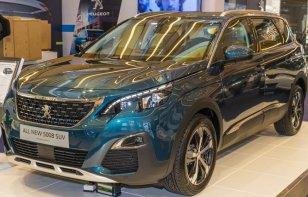 Peugeot 5008 2018: precios y versiones en México