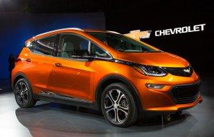 Chevrolet Bolt EV 2018: precios y versiones en México